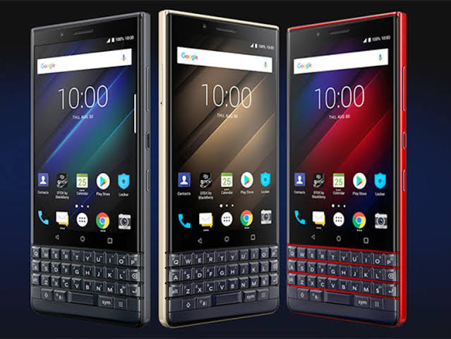 BlackBerry Key2 LE specs and price in Nigeria 47