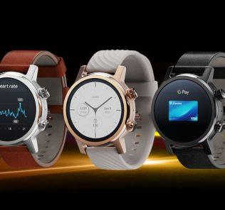 Moto360 Smartwatch 48