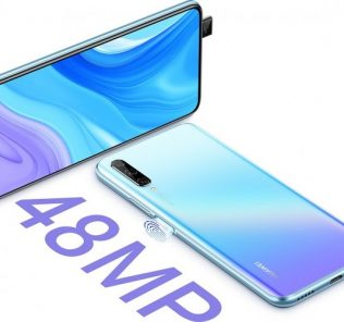 Huawei Y9s with 48MP lens first look 45