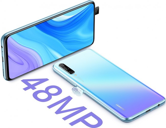 Huawei Y9s with 48MP lens first look 44