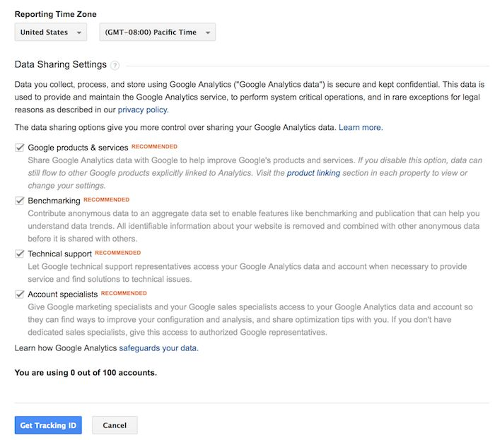 Blogging103: How to add Google Analytics to Blogger 46
