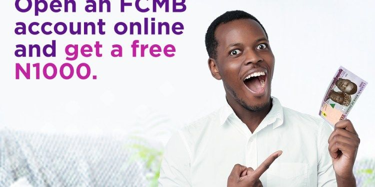 How to get the FCMB 1000 Naira cash reward easily 44