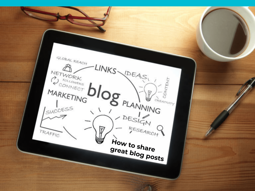 Blogging 103: How to share great Blog posts 44