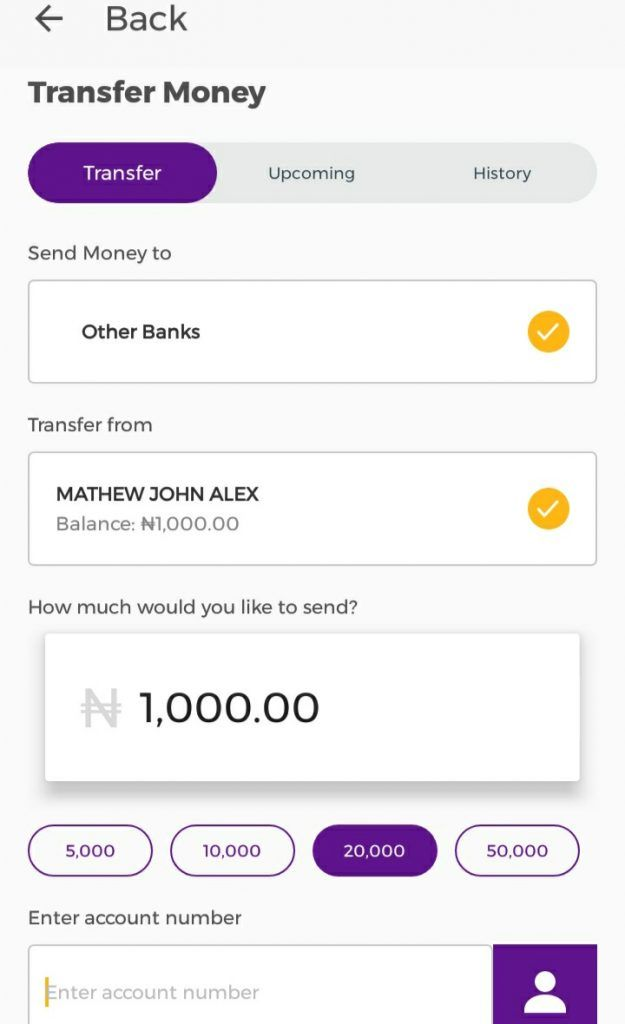 How to get the FCMB 1000 Naira cash reward easily 46